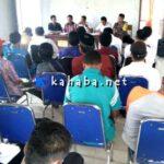 Pemdes Rada Sosialisasi Program Rastra dan PKH