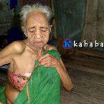 Kasihan Wa'i Rao, Diusia Senjanya Idap Kanker Payudara