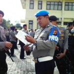 Provos Polda NTB Operasi Disiplin Anggota Polres Bima Kota