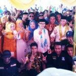 600 Tim 4 Pilar Dikukuhkan, Lutfi-Feri Mendomnasi di Tanjung