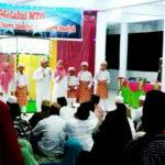 Penampilan Grup Nasyid dan Marawis Pelajar Semarakan MTQ Lewirato