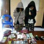 Diduga Bandar Narkoba, 2 Perempuan Ini Ditangkap