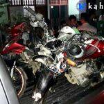 Tabrakan Pengendara Sepeda Motor, Seorang Kritis