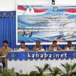 Pemaduserasian RENJA OPD, Bappeda Rapat Bersama FPD