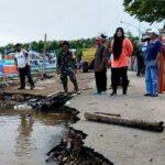 3 Desa di Sape Dilanda Banjir, Bupati Turun Lokasi