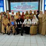 Dikbud Diklat PembinaanUntuk Tingkatkan Kompetensi Guru PAUD