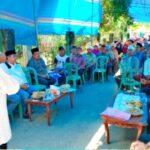 Lutfi-Feri Silaturahim dan Lantik Tim Pemenangan di Kendo