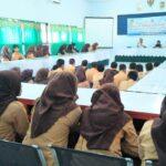 Recida Tebar Damai dan Kisah Inspiratif ke Pelajar SMK