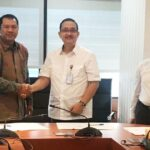 Walikota Bima Tandatangan Perjanjian Kerjasama Infrastruktur Penyehatan Lingkungan Permukiman dengan Kementerian PUPR
