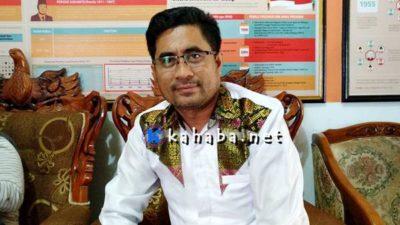 Ketua KPU Kota Bima Bukhari
