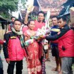 Komunitas Babuju Bantu Korban Banjir Dompu