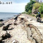 Padahal Sering Dilewati Pejabat, Jalan Ini Tak Juga Diperbaiki