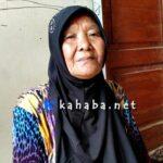 Mahani, Nenek Ini Ditampar dan Diludahi Oknum Staf Desa