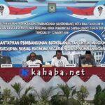 Walikota Bima Buka Musrembang RKPD Tahun 2019