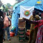 Peduli Banjir Dompu, PKM Paruga Ikut Drop Bantuan