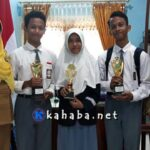 Lomba Spelling Bee Competition, SMAN 4 Raih Juara Umum