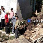 Dinas PU Data Kerusakan Akibat Banjir di Desa Tambe