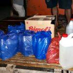 Polisi Amankan Puluhan Botol Sofi