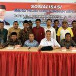 Syafrudin dan Pengurus Muhammadiyah Dompu Sepakat Lawan HOAX