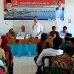 Silaturahmi Dengan Warga Muhammadiyah di Bolo, Syafrudin Ajak Warga Perkuat Agenda Kebangsaan