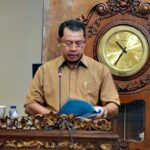 Sampaikan LKPJ Terakhir, Walikota Bima HM Qurais Mohon Pamit