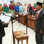 Gantikan Feri, Abdul Latif Dilantik Jadi Anggota Dewan