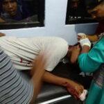 4 Warga Kalampa Dibacok Saat Sholat di Masjid
