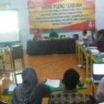 Rapat Penetapan DPT Beberapa Kali Diskors, Angka 806 Dibahas Alot