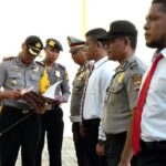 4 Anggota Polres Bima Diberi Penghargaan, 1 Polisi Dipecat