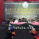 116 Mahasiswa STT Bima Diwisuda