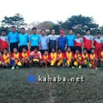 Cari Calon Pemain Sepakbola Profesional, Dinas Dikbud Buka Gala Siswa