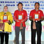 Walikota Bima Launching Gerakan Wajib PAUD 1 Tahun