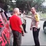 Sebelum Ditilang, Ketua DPC PDIP Kota Bima Ditegur 2 Kali