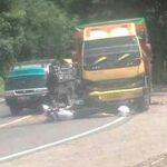 Kecelakaan Tragis, Pengendara Vixion Meninggal