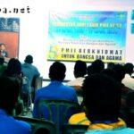 Peringatan Harlah PMII ke-58, Kader Diingatkan Jangan Jauh dari Ulama