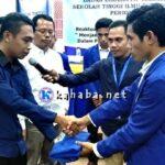 Pengurus BEM STIE Bima Periode 2018 – 2019 Dilantik