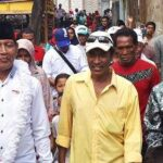 Terus Rebut Simpati Pemilih, SW Mataho Tak Peduli Kandang Lawan