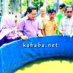 Sekda Provinsi NTB Kunjungi Unit Usaha Babuju Mandiri