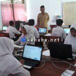 Dikbud Pantau USBN Tingkat SMP