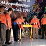 Sosialisasi Pemilu Serentak, KPUD Kabupaten Bima Gelar Pentas Seni Budaya