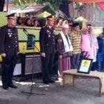 Kapolres Bima Kota Pimpin Pemakaman Kedinasan Anggota Polri