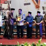 Kota Bima Raih Penghargaan Pangripta Nusantara