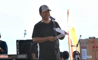 Walikota Bima Buka Secara Resmi Festival Teluk Lawata