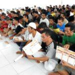 KPU Sosialisasi Pemilihan di Rutan Bima