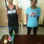 Punya 5 Poket Sabu-sabu , 2 Pemuda Ini Ditangkap