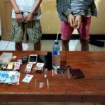 2 PriaIni Ditangkap Karena Sabu-Sabu