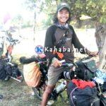 Kampanye Lingkungan, Andika Bersepeda Mulai Jakarta Sampai Labuan Bajo