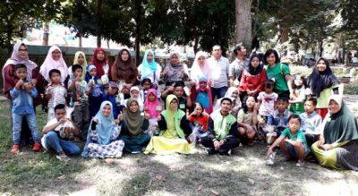 PEC Gelar Family Gathering, Ajak Orang Tua dan Siswa Mencintai Bahasa Inggris