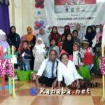 Play Group dan TK Kusuma Bangsa Berbagi Dengan Kaum Dhuafa