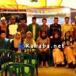 Syiarkan Islam Cinta Damai, Mahasiswa KKN STIT Gelar Seminar